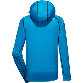 PYUA Exceed-Y S Active Hooded Zipper Herren swedish blue melange
